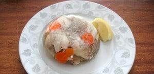 Galaretka z morszczuka